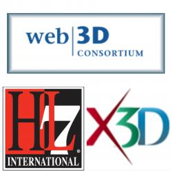 Web3D and HL7 using X3D