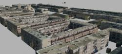 3D city model of Rotterdam