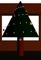 xmastree model by sleepingdog