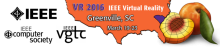 IEEE VR 2016 Conference