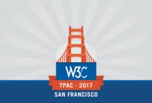 W3C TPAC 2017 logo
