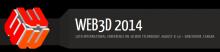 Web3D 2014 Logo