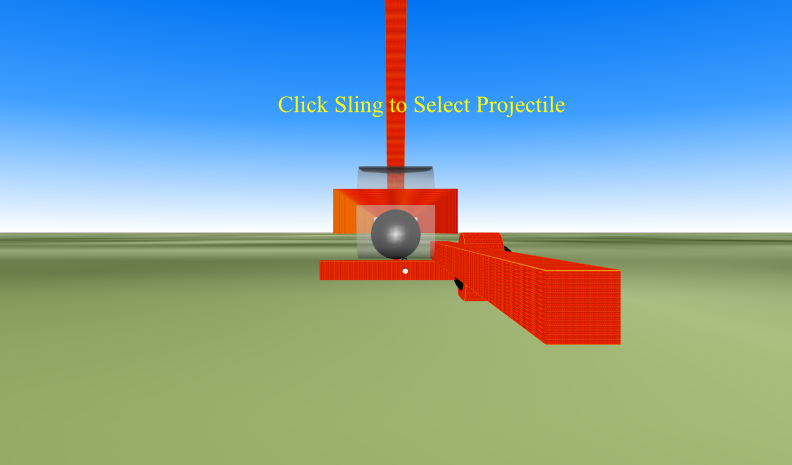Basic X3D Examples Archive, Student Projects, Trebuchet